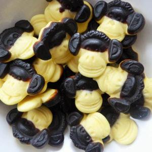 Banana liquorice