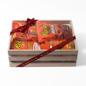 Reeses chocolate hamper