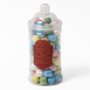 Jar of bon bons