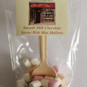 Farrahs - hot chocolate stirrer