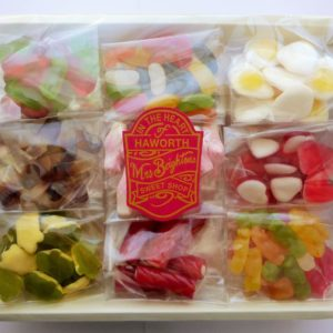 Large gummy box