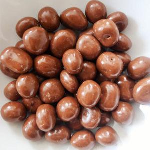 Milk chocolate ginger