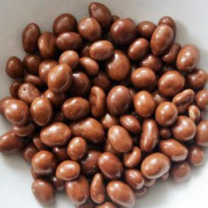 Milk chocolate peanuts
