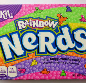 Nerds - rainbow