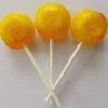 Pineapple lollipop