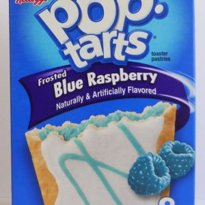 Pop tarts - blue raspberries