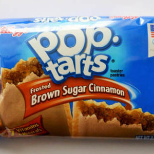 Pop tarts - brown sugar cinnamon