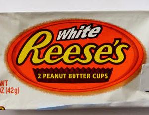 Reeses - white