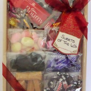Small 40's hamper