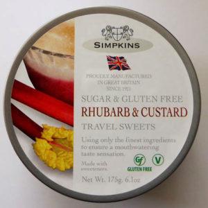 Sugar free - rhubarb & custard 2