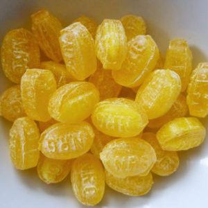 Sherbet lemon sugar free sweets