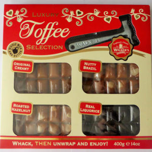 Toffee selection