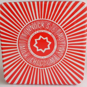 Tunnocks mallow tin