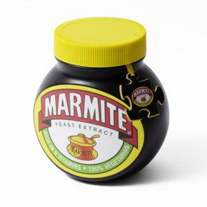 Marmite jigsaw