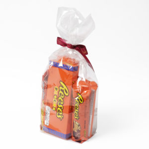 Reeses chocolate gift bag