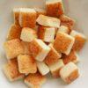 Coconut toastie sweets