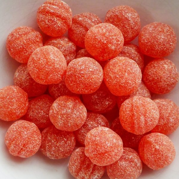 Hot or wot sweets