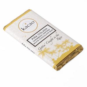 Pina colada chocolate