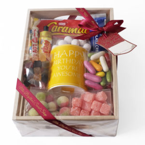 Birthday sweet hamper