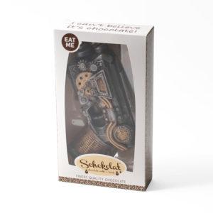 Chocolate steampunk gun