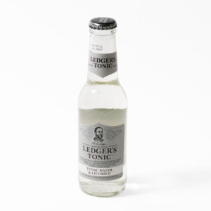 Liquorice tonic water