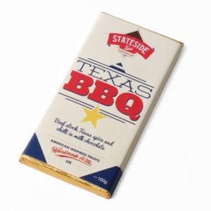 Texas bbq chocolate