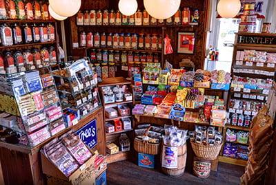 Sweet Shop - Mrs Beightons