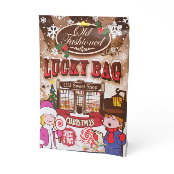 Christmas lucky bag