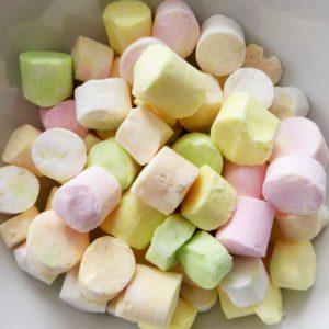 Edinburgh rock sweets