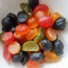 Fruit salad sweets