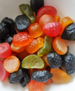 Fruit salad sweets