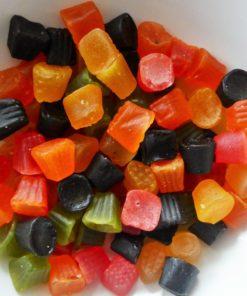 Midget gem sweets