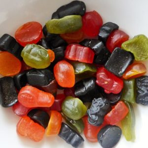 Sports mixture sweets