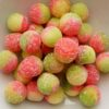 Rosy apple sweets