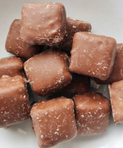 chocolate turkish delight