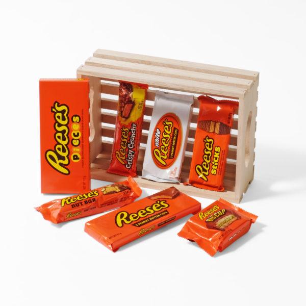 Reeses chocolate hamper