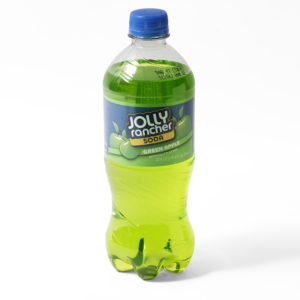 Jolly rancher apple soda