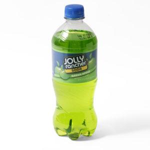 Jolly rancher apple soda