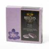 Violet chocolate creams