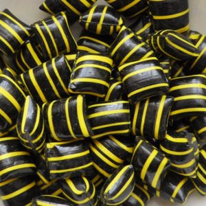 Wasp sting liquorice