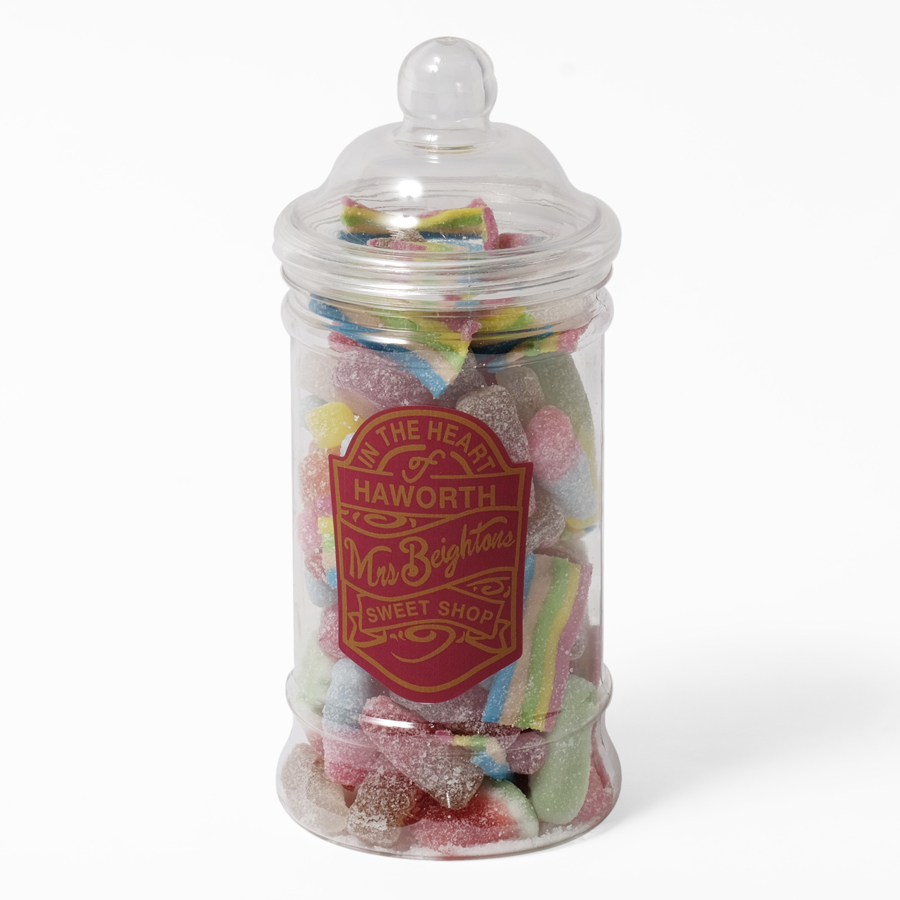 assorted jar of fizzy sweets mrs beightons sweet shop. Black Bedroom Furniture Sets. Home Design Ideas