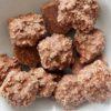 Milk chocolate coconut macaroons