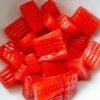 Strawberry liquorice