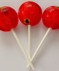 Traffic light lollipop