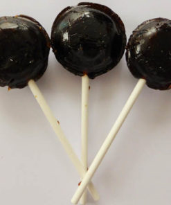 Treacle lollipop