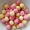 Bon bons - rhubarb and custard
