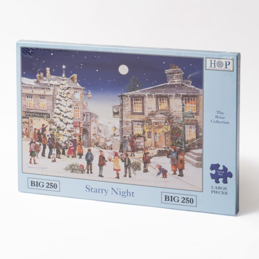 Haworth jigsaw