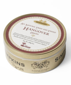 Hangover sweets tin