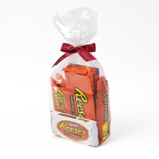 Reeses chocolate gift bag