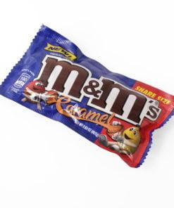 Caramel M&M